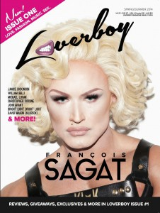 Loverboy issue one