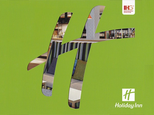 Holiday Inn – Open Lobby brochure