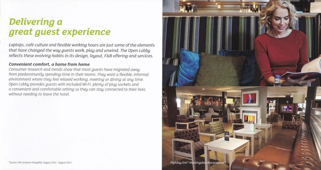 Holiday Inn - Open Lobby