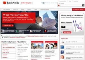 LexisNexis-homepage