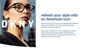 Boots Opticians DKNY